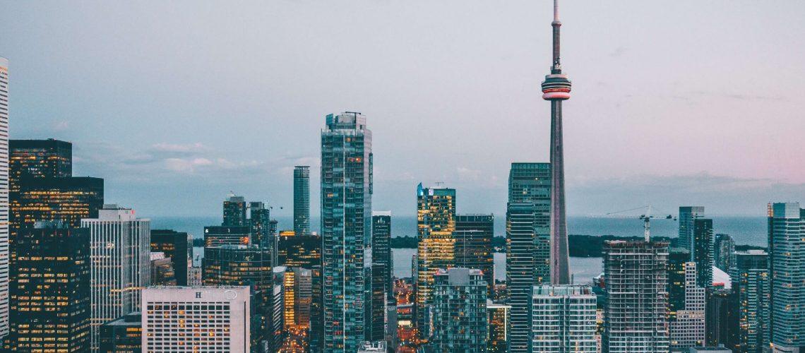 Leaving Toronto